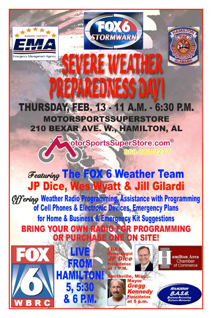 severe weather prep day flyer 11x17 - Layout 1