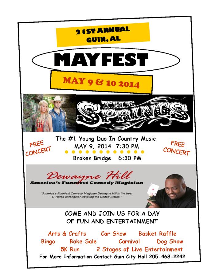 Mayfest 2014