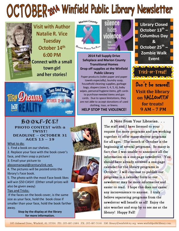 OCTOBER 2014 NEWSLETTER-page2